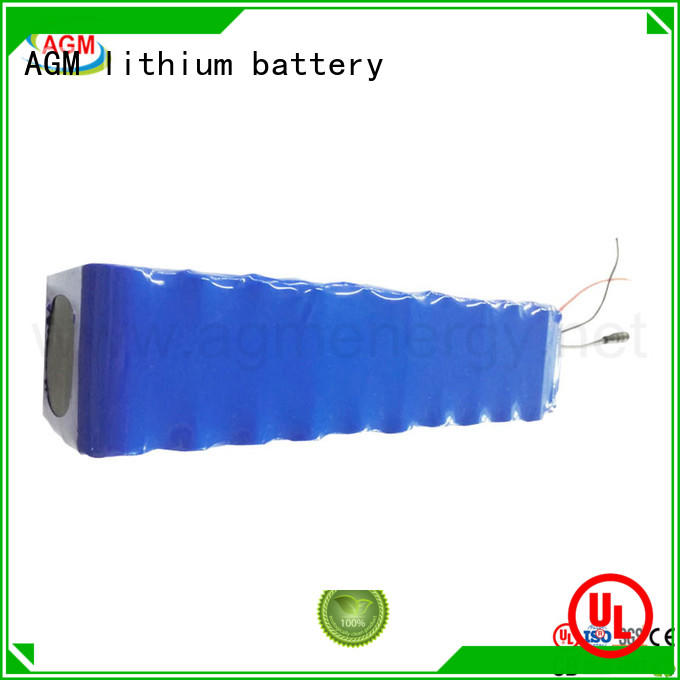 AGM lithium battery li ion battery pack manufacturer for e tools