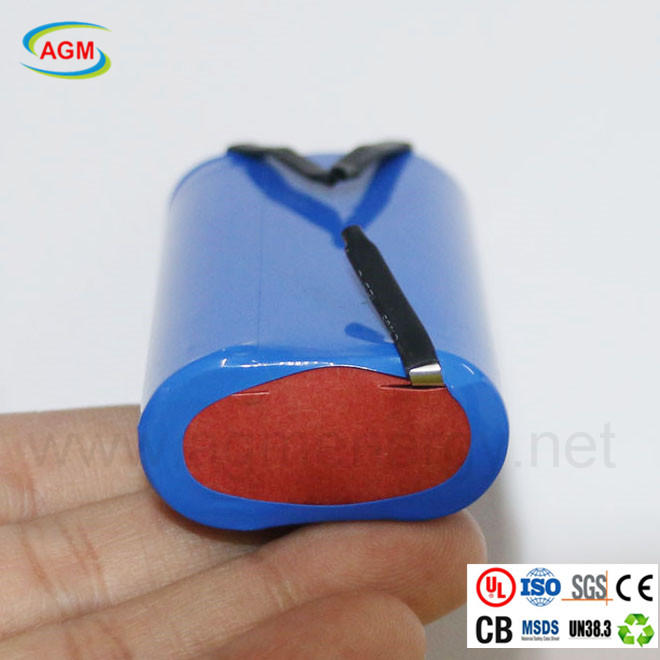Who to pay the freight of rechargeable battery pack sample?