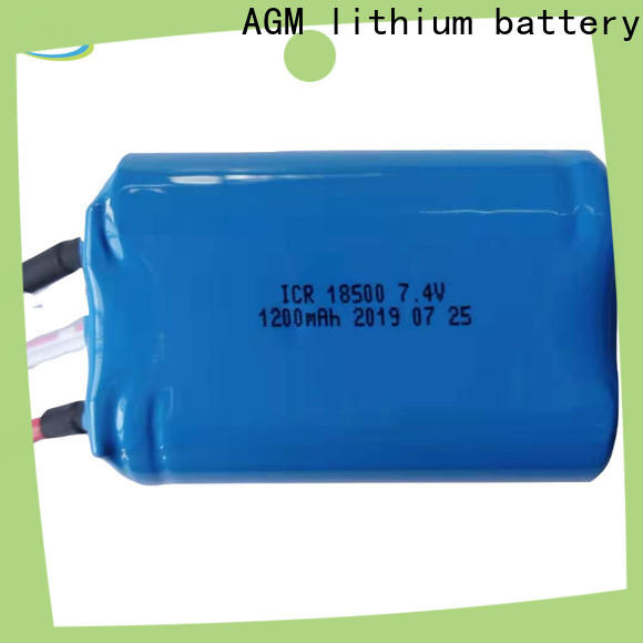 AGM lithium battery lithium battery pack company for sale