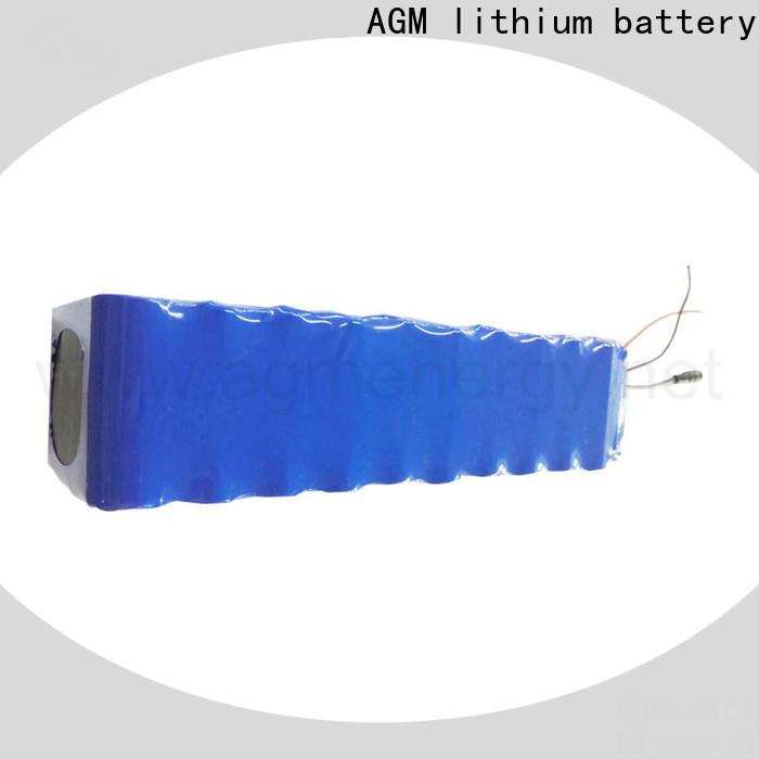 AGM lithium battery li ion battery pack supply for solar street light