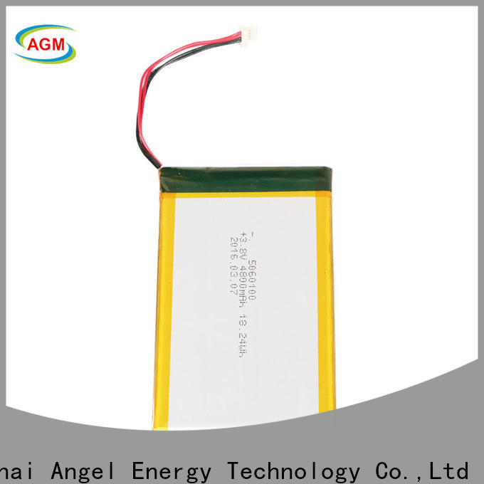 AGM lithium battery 3s lipo battery company for pad