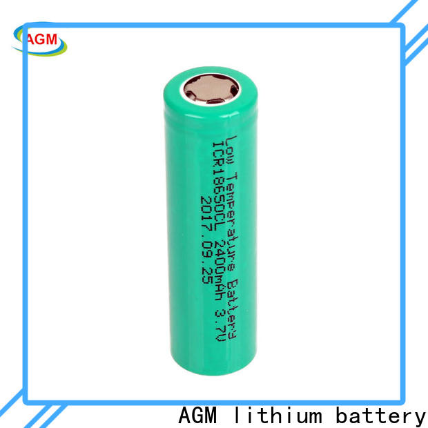 AGM lithium battery latest 26650 battery with pcm for led lighting