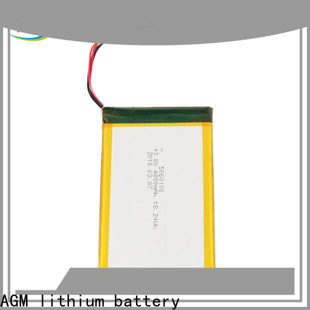 AGM lithium battery 3s lipo battery manufacturers for phone battery
