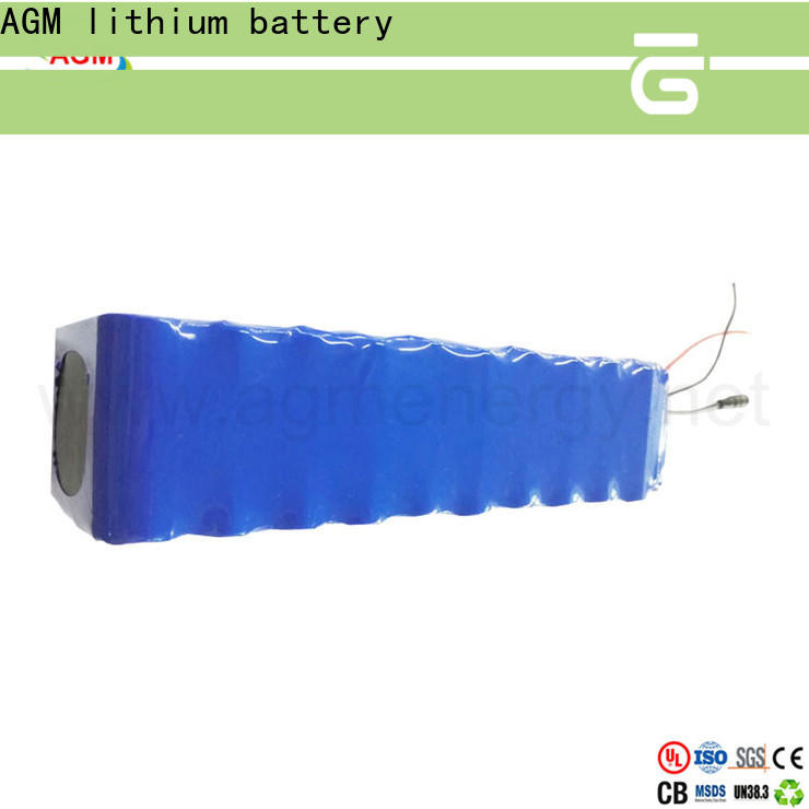 AGM lithium battery li ion battery pack suppliers for solar street light