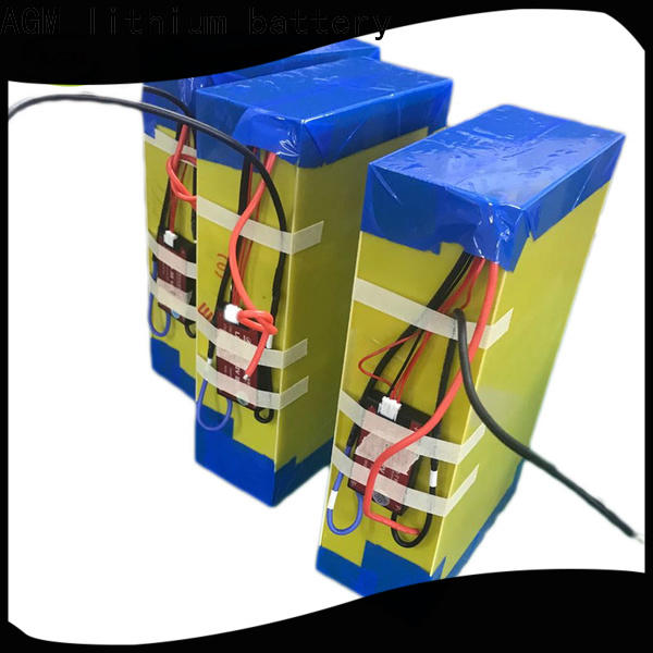 AGM lithium battery 18650 battery pack supply for e tools