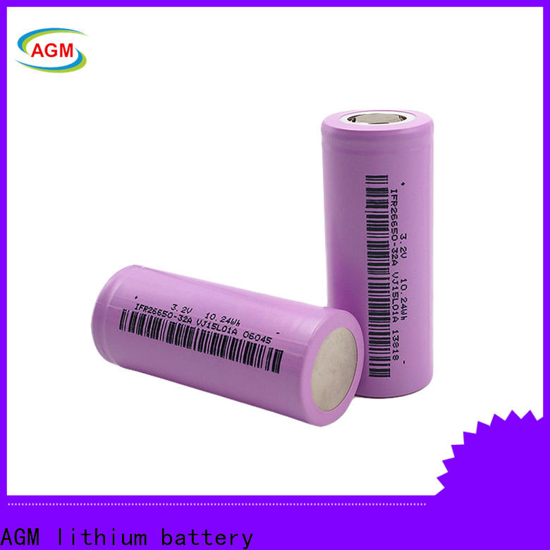 AGM lithium battery ifr 14500 battery factory for sale