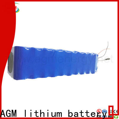 AGM lithium battery new lithium battery pack manufacturers