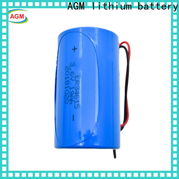 AGM lithium battery oem er34615 suppliers for alarm or security system