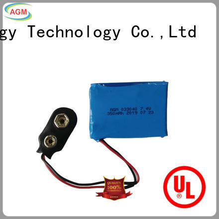 AGM lithium battery odm rechargeable lithium polymer battery mah for phone battery