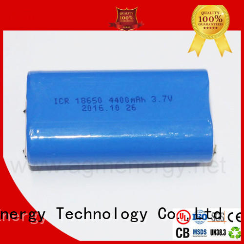 ICR 18650 4400mAh 3.7V power battery pack for juicer