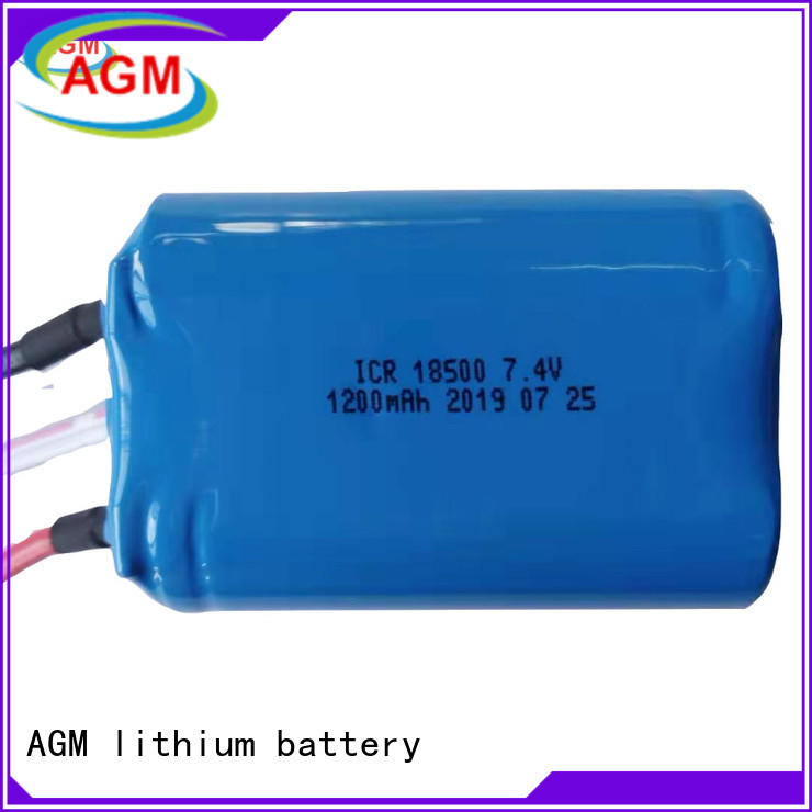 AGM lithium battery lithium ion battery pack suppliers for sale