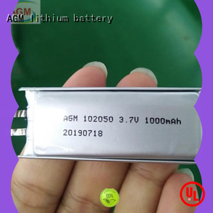 AGM lithium battery li-polymer battery suppliers for pad