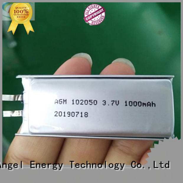 102050 3.7V 1000MAH Li-ion Polymer Battery