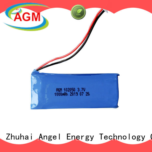 AGM lithium battery bluetooth lithium polymer battery with pcb for gps