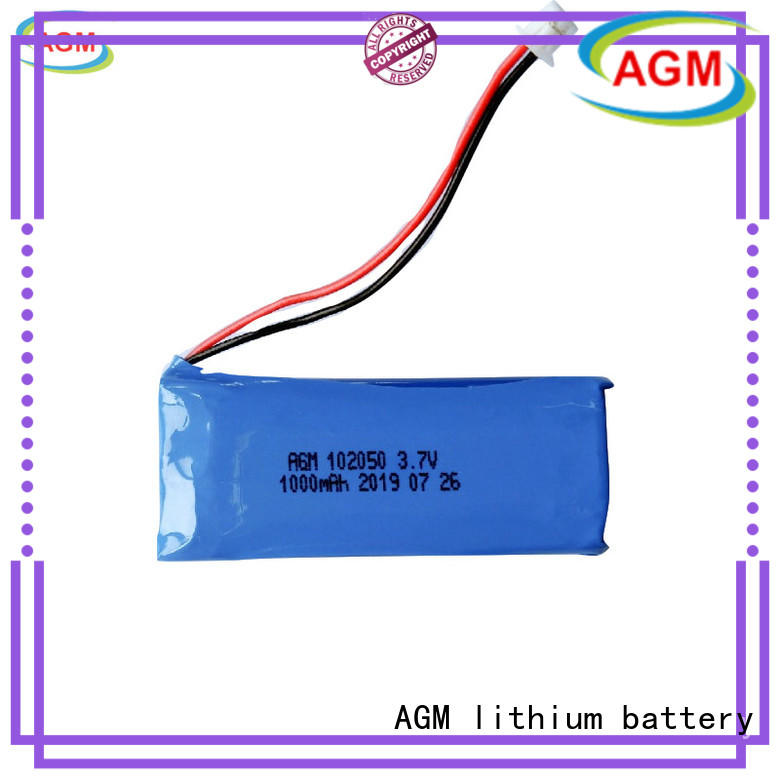 rechargeable lithium polymer battery agm for gps AGM lithium battery