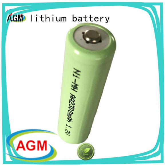 mah batterie nimh manufacturer for customer product AGM lithium battery