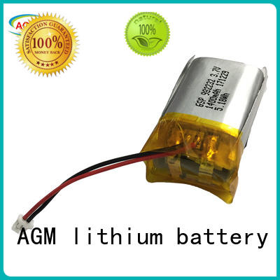 AGM lithium battery li-polymer battery suppliers for phone battery