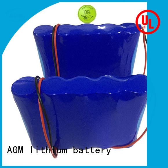 AGM lithium battery 24 volt lithium ion battery pack for sale