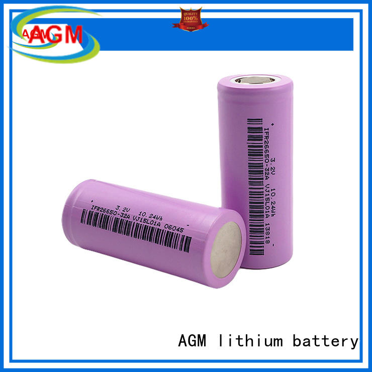 mah ifr 26650 battery ifr for flashlight AGM lithium battery