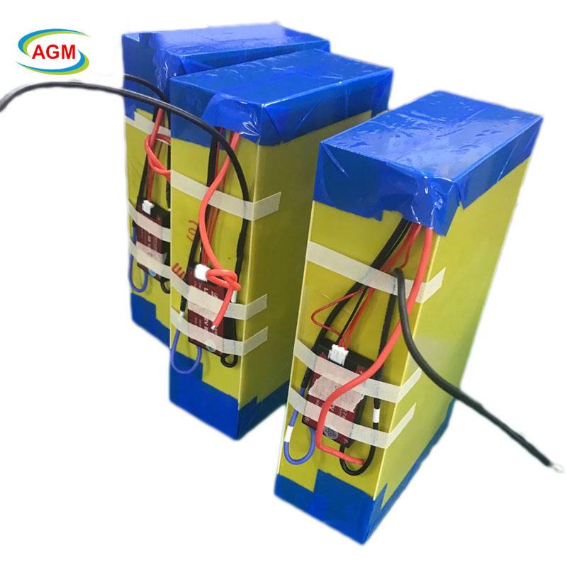 Rechargeable Lipo Lithiumion Battery 11.1V 65Ah for Solar Street Light/boat/ solar energy