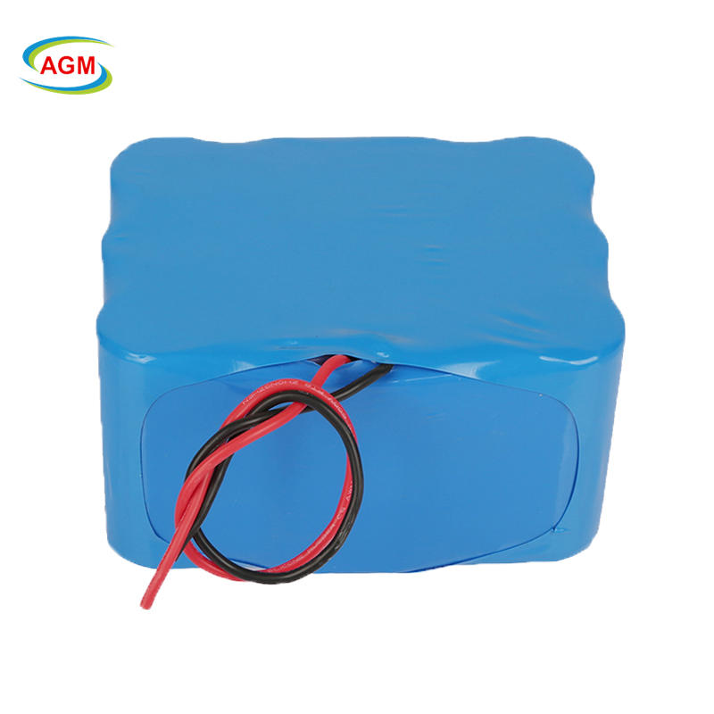 AGM lithium battery 18650 battery pack online for e tools
