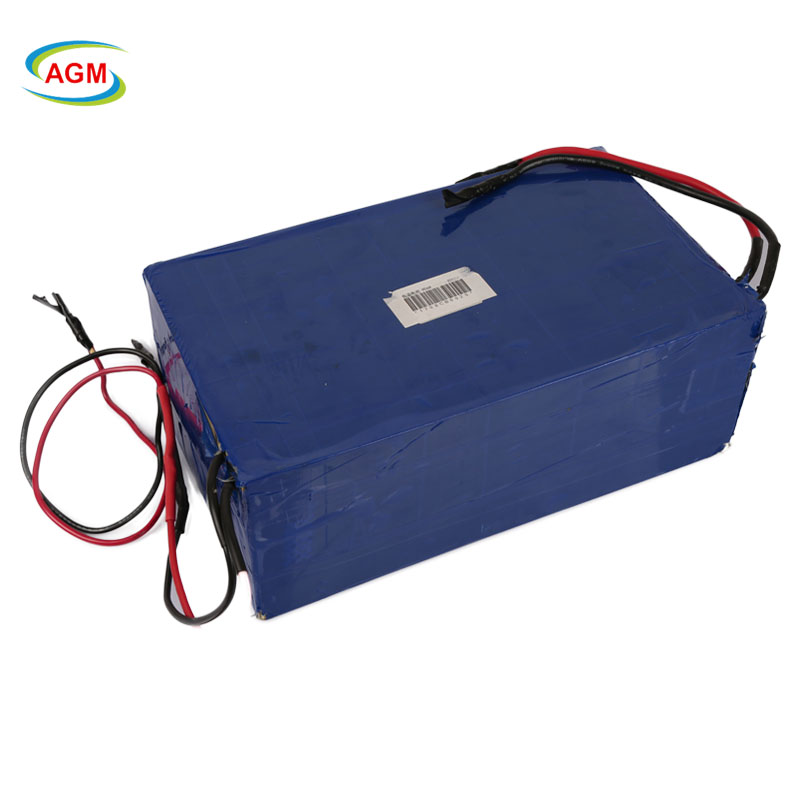 AGM lithium battery e bike battery with charger for sale-2