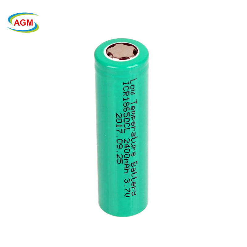 -40ºC Icr18650cl 2200mAh 3.7V low temperature battery