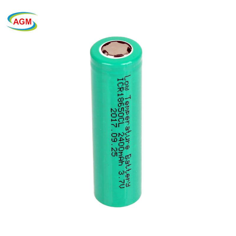 -40ºC Icr18650cl 2200mAh 3.7V low temperature battery