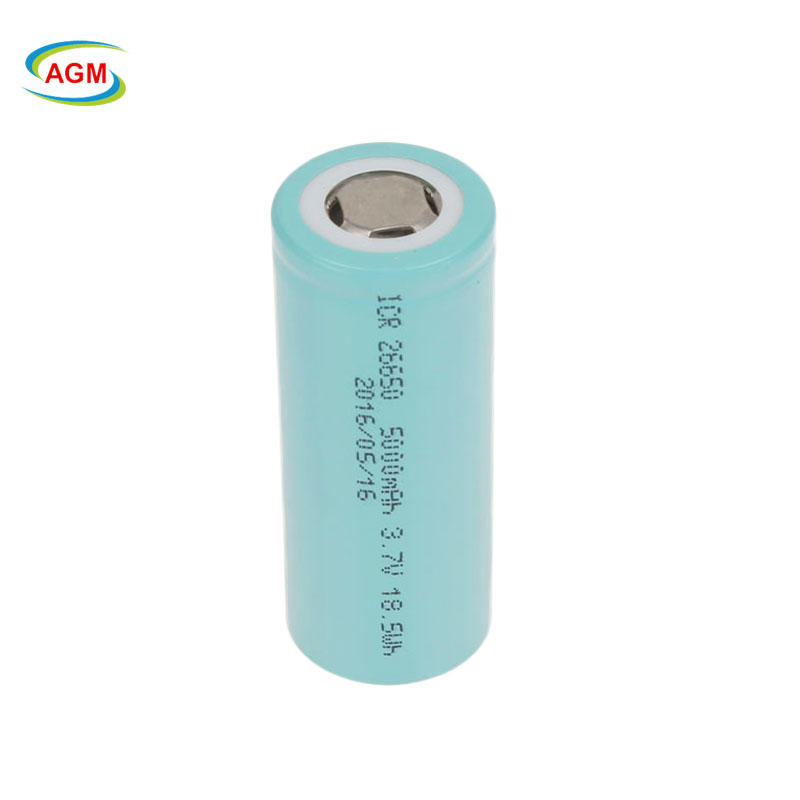 ICR 26650 5000mAh 3.7V Cylindrical lithium ion battery for Digital Products