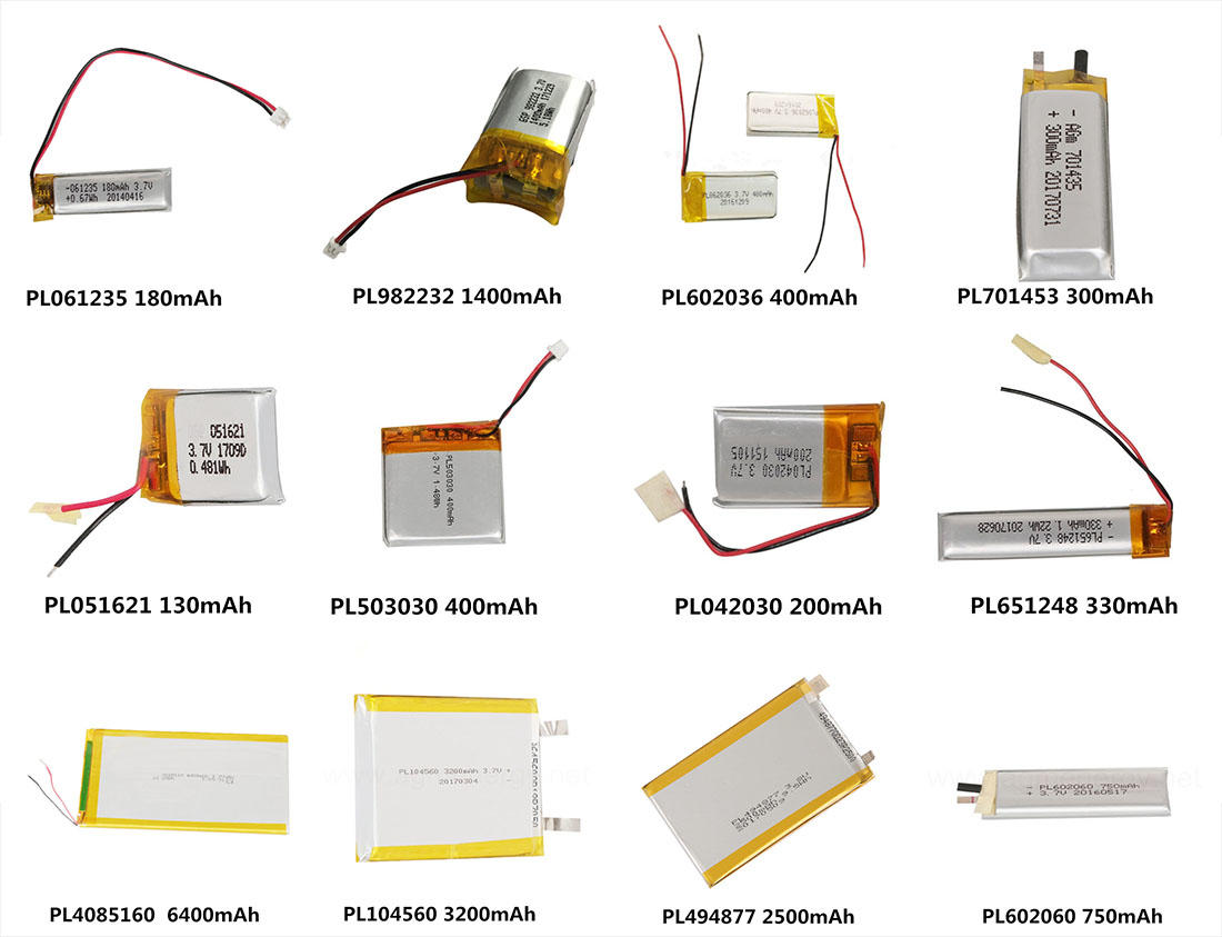 AGM lithium battery li-polymer battery supply for pad-1