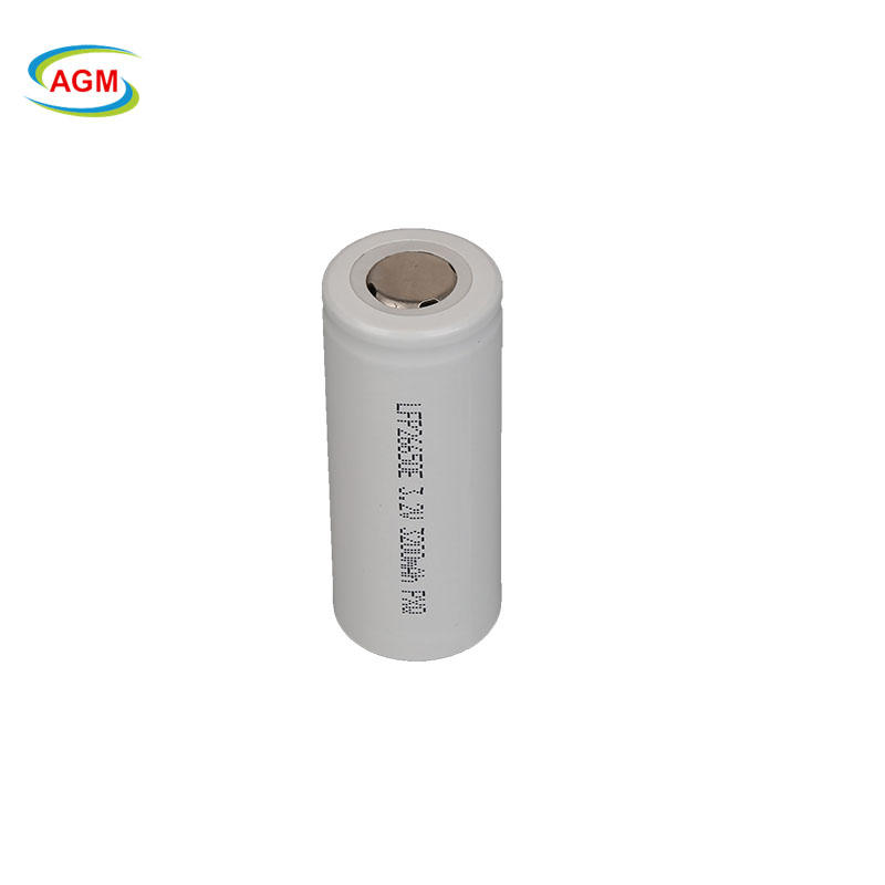 Deep cycle LiFePo4 battery IFR 26650E 3.2V 3200mAh for electric toys battery