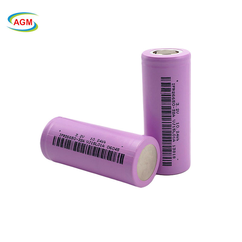 E-scooter lifepo4 battery IFR 26650 3.2V 3000mah rechargeable battery cell for electric bike