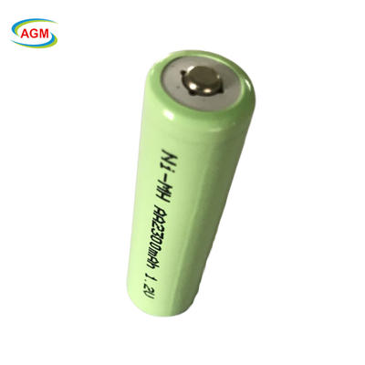 AA Nimh Battery Cell 2300MAH 1.2v For Consumer Products