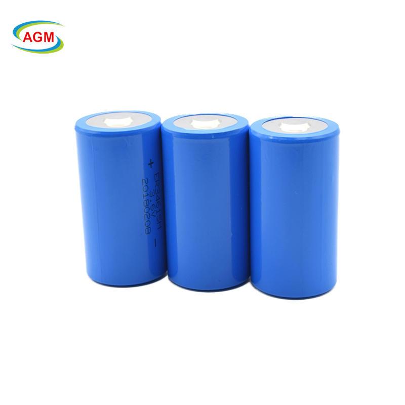 lithium thionyl chloride  battery ER34615M Li-SOCL2 3.6v 14Ah Non-rechargeable batteries