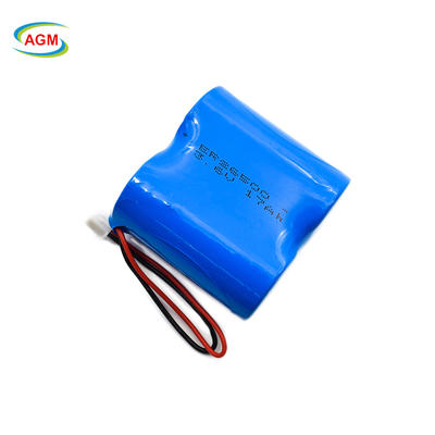 li ion ER26500 3.6v17000mAh battery pack with LiSoCl2 battery cell