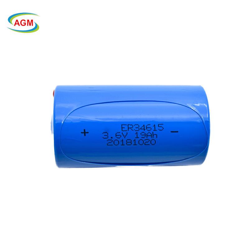 Li-SOCl2 ER 34615 19Ah battery