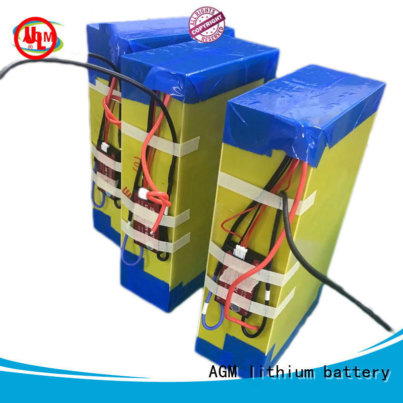 AGM lithium battery low tempreture 36v lithium battery with charger for sale