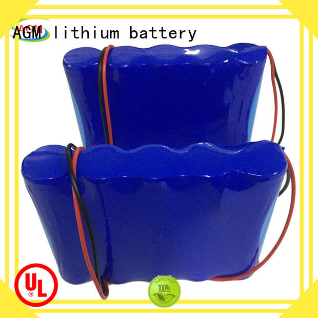 oem 12v lithium ion battery pack supplier for solar street light AGM lithium battery