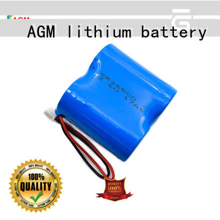best dd battery supplier for automatic meter reading AGM lithium battery