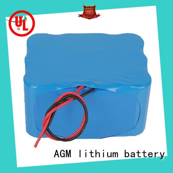 AGM lithium battery energy e bike battery icr for laptop