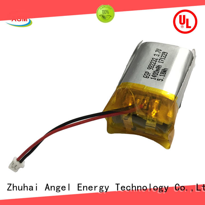 3s lipo battery with charger for gps AGM lithium battery