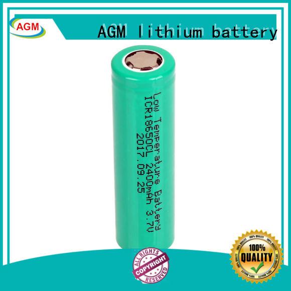mah 18650 li ion battery icr for led lighting AGM lithium battery