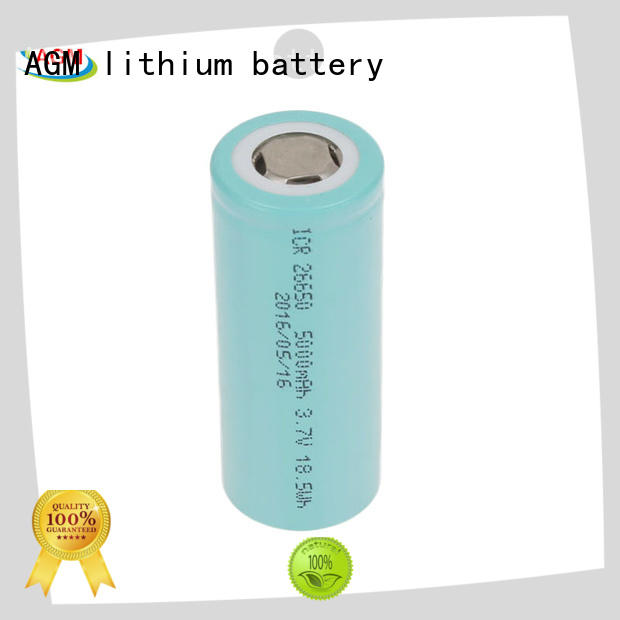 mah 18650 lithium ion battery icr for solar products AGM lithium battery