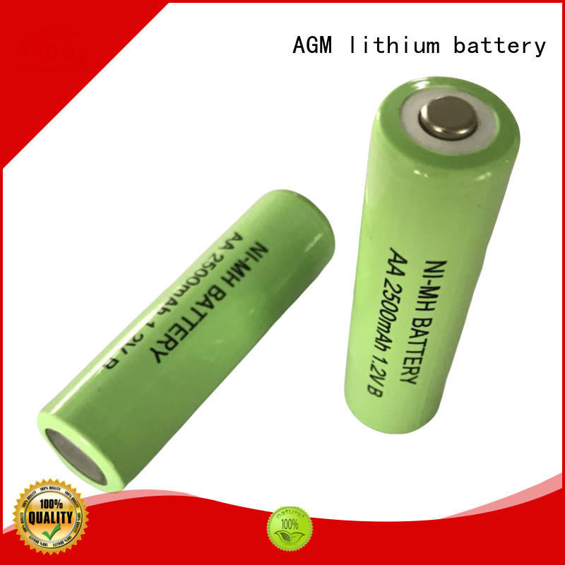 AGM lithium battery rechargeable ni mh aa batteries agm for power tools