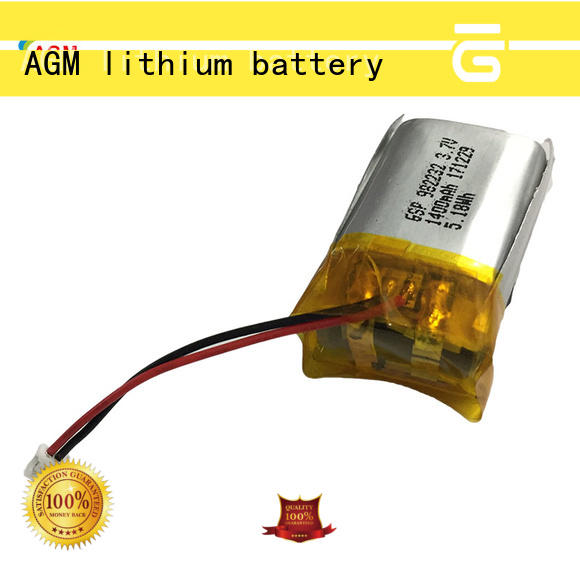 odm 2s lipo battery with pcb for pad