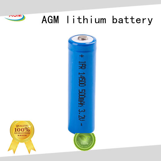 AGM lithium battery lifepo4 cells online for flashlight