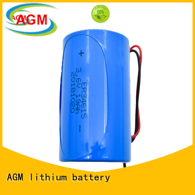 non rechargeable er14250 with battery cell for automatic meter reading