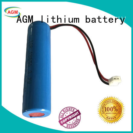 icr18650 battery with pcm for solar products AGM lithium battery