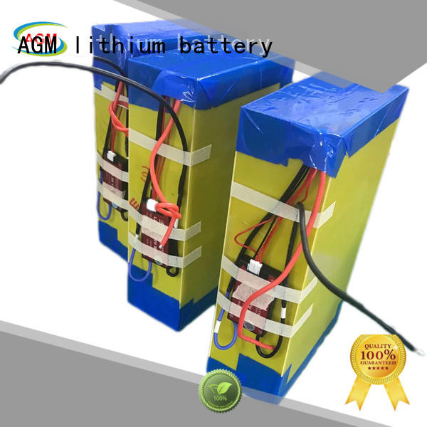 AGM lithium battery oem 24 volt lithium battery pack icr for laptop