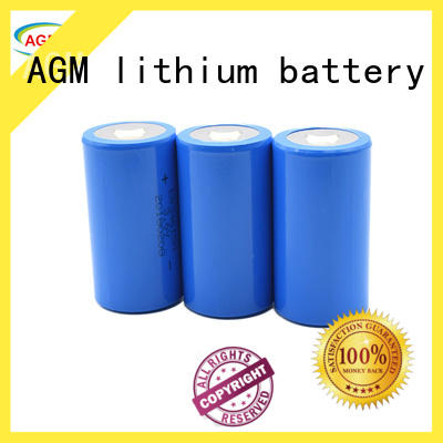AGM lithium battery professional er26500 manufacturer for real time clock